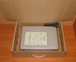 Упаковка ноутбука RoverBook Partner W500L внутри коробки